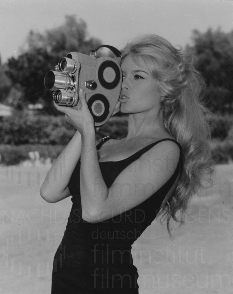 Brigitte Bardot, 1950er Jahre