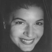 Eva Bartok Porträtfoto, 1950er Jahre