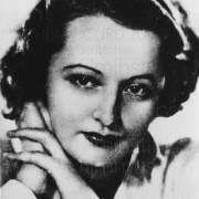 Lulu Basler Porträtfoto, 1930er Jahre