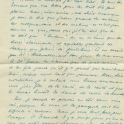 "Curd Jürgens an seine Mutter Marie-Albertine (""Moussia""). Wien, 10.2.1947"
