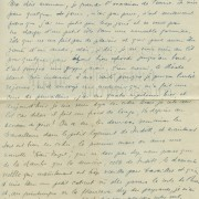 "Curd Jürgens an seine Mutter Marie-Albertine (""Moussia""). [Wien], 27.02.1947"