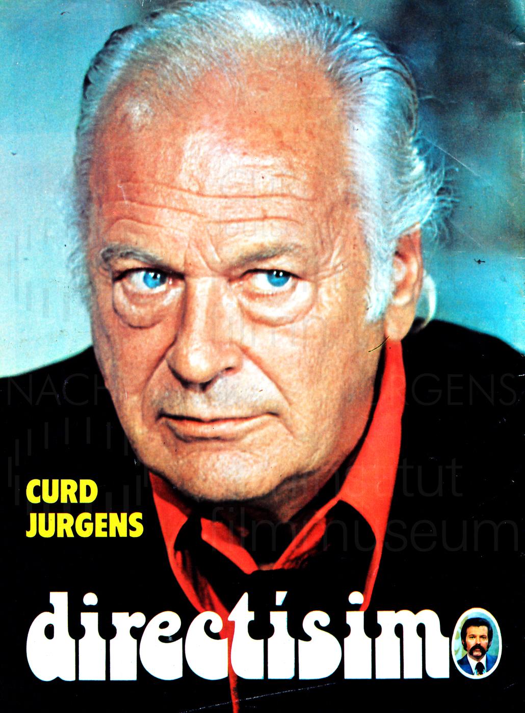 """Directisimo: """"Curd Jurgens, un cincuenton rompecorazones"""", Nr. 18"""