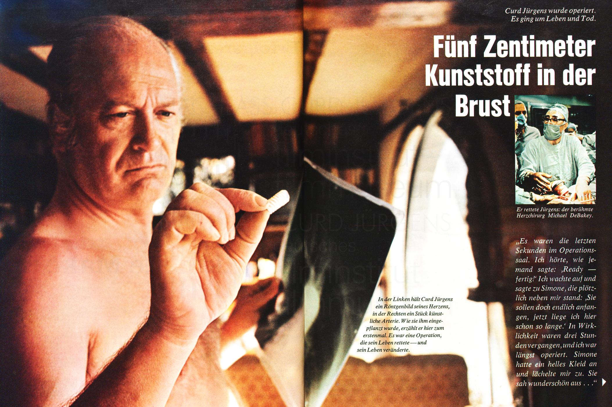 "Jasmin: ""Fünf Zentimeter Kunststoff in der Brust"", Nr. 6, 1968"