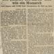 """Neustädter Tageblatt: """"Der 'Kurier des Zaren' lebt wie ein Monarch"""", 7.6.1957"""