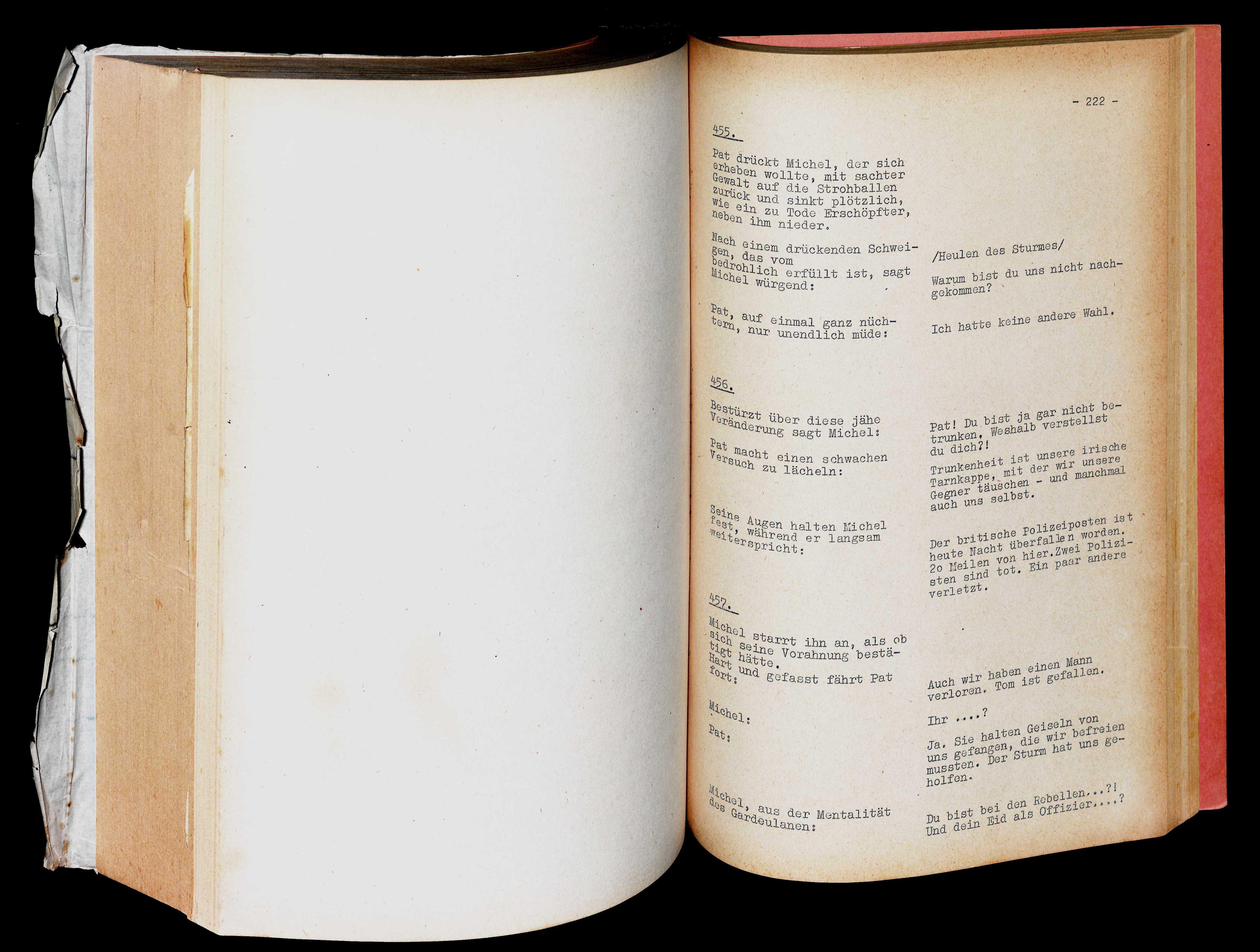 MEINES VATERS PFERDE (1953) Drehbuch (Auszug) 3