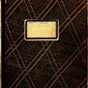 Notizbuch mit Film- und Theaterprojekten (Auszug), 1947