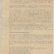 Schriften zum Schauspieler im Theater und im Film, ca. 1940er Jahre