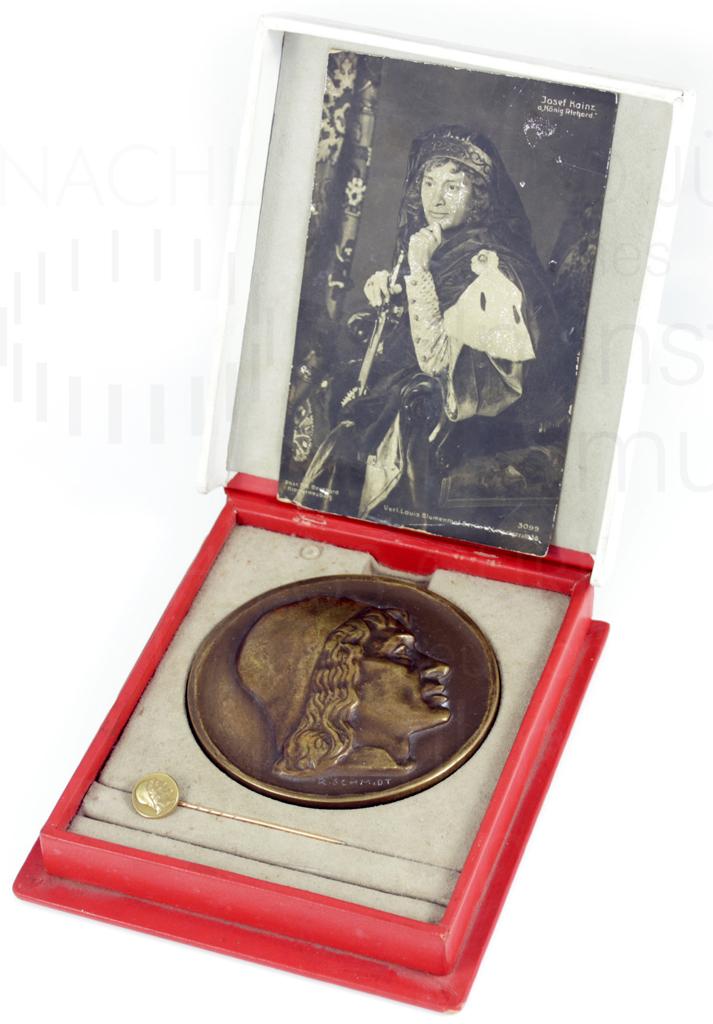 Josef Kainz-Medaille der Stadt Wien, 1966