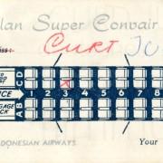 Reiseunterlagen, 1959