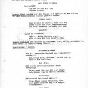 SCHACHNOVELLE (1960) Drehbuch (Auszug)