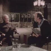 """CURD JÜRGENS - DER FILMSTAR, DER VOM THEATER KAM (1977) Screenshot """"Leben in der Öffentlichkeit"""""""