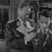 """DES TEUFELS GENERAL (1955) Screenshot """"Hartmann melancholisch"""""""