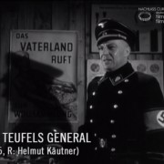 "DES TEUFELS GENERAL (1955) Screenshot ""Vaterland"""