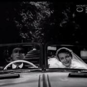 """GUTE NACHT, MARY (1950) Screenshot """"Ich freue mich"""""""