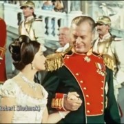 "KATIA (1959) Screenshot ""Geh nicht"""