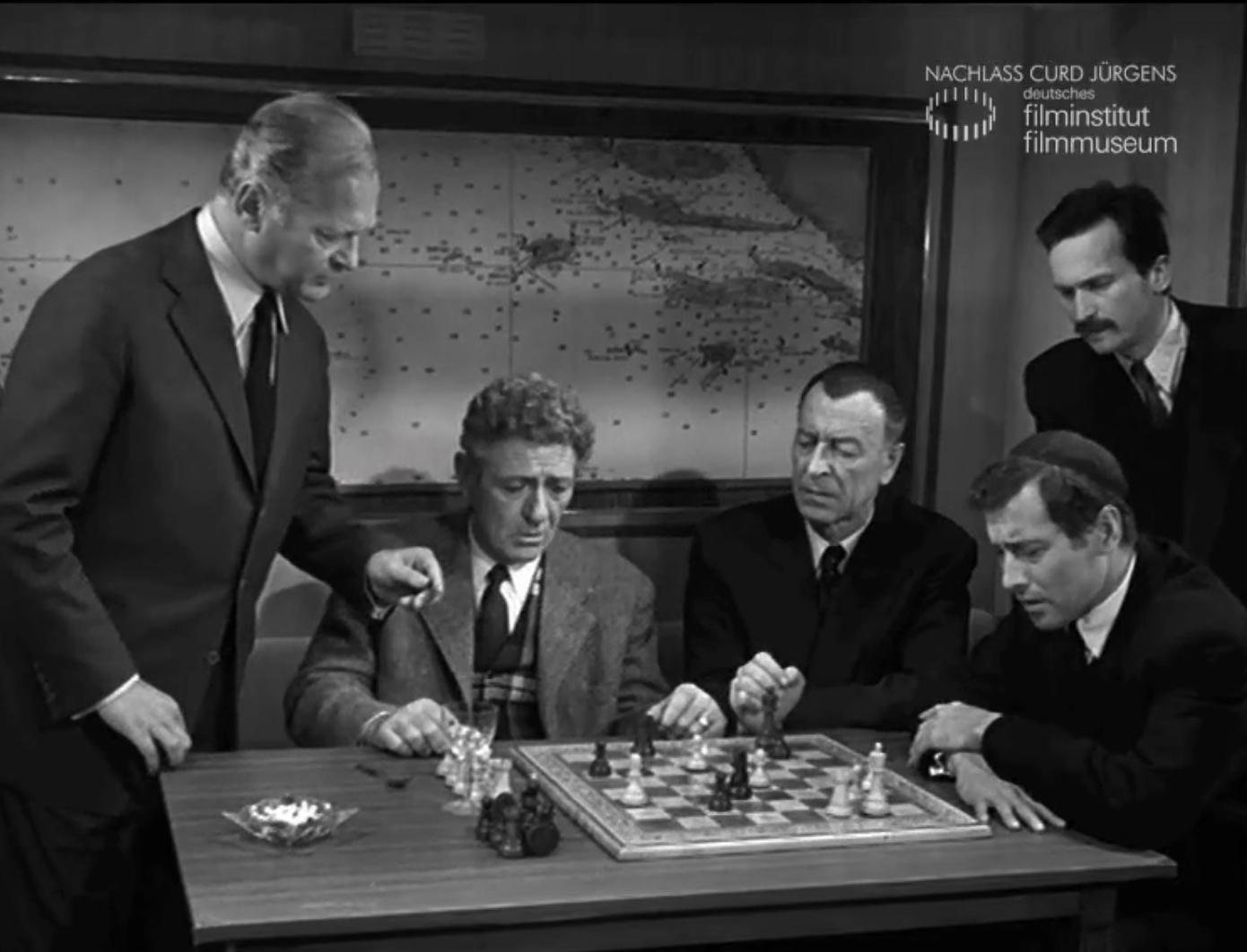 Die Schachnovelle Film