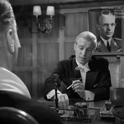 """SCHACHNOVELLE (1960) Screenshot """"Geistige Nahrung"""""""