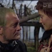 """DER SCHINDERHANNES (1958) Screenshot """"Bei mir bleiben"""""""