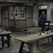 """DER SCHINDERHANNES (1958) Screenshot """"An meinen Händen klebt kein Blut"""""""